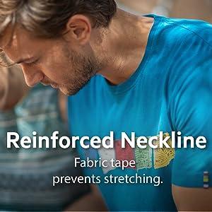 Reinforced Neckline