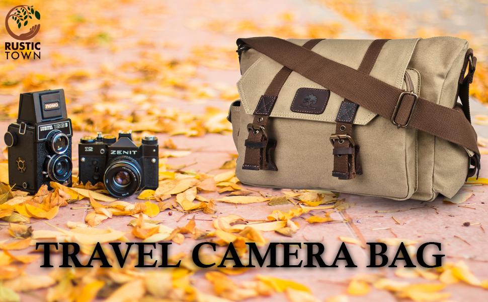 Bolsa de Transporte para cámara réflex Digital de tamaño Grande ...