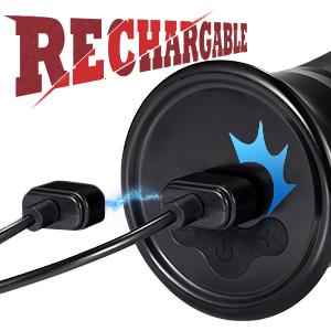 rechargable masturbation