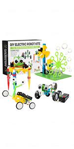 Robotic STEM kit
