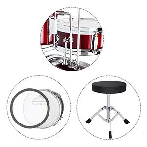 detailed for child drum set