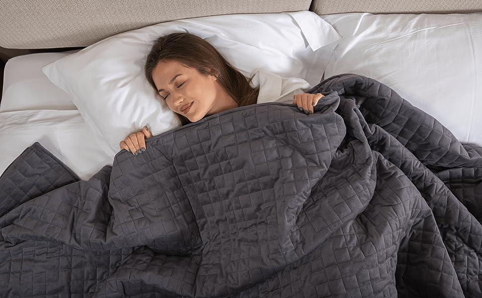 Better Sleep CoolZen Weighted Blanket
