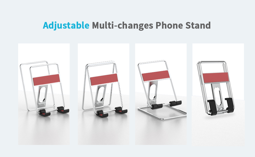 Adjustable Multi-changes Phone Stand