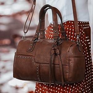 coffee women purse