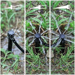 drip irrigation emiiters dripper