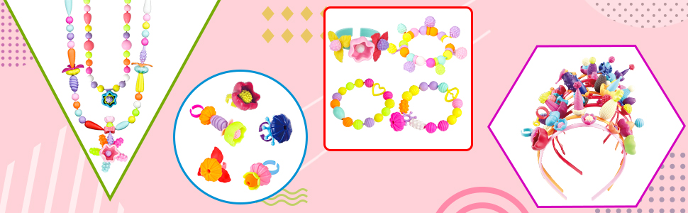 mini pop beads