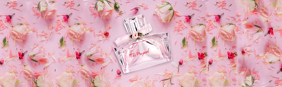 Proposal, floral perfume