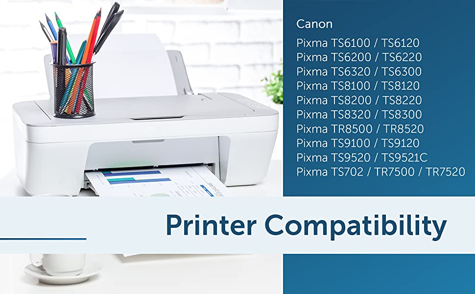 canon ts9120 tr8520 ts6120 ink cartridge 281 pgi-280 tr7520 ts8120 ts9100 ts8120 ts6220