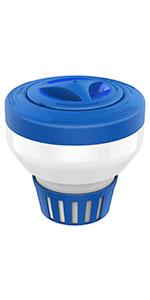 8-inch Floating Chlorine Dispenser