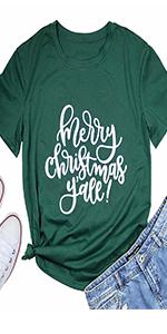 Merry Christmas Y'all Shirt