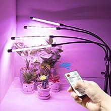 grow lights stand