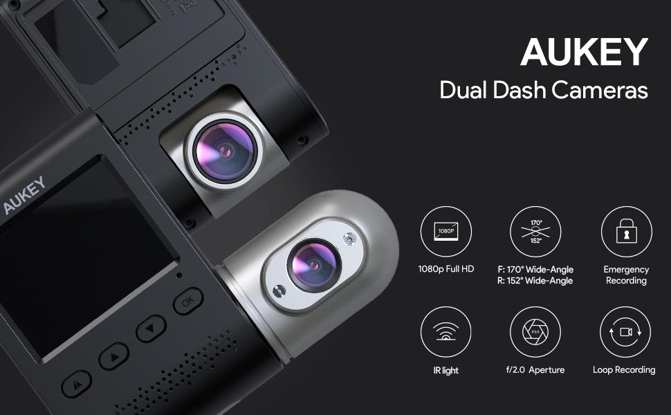Dual Dash Cam