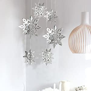 winter party decoration