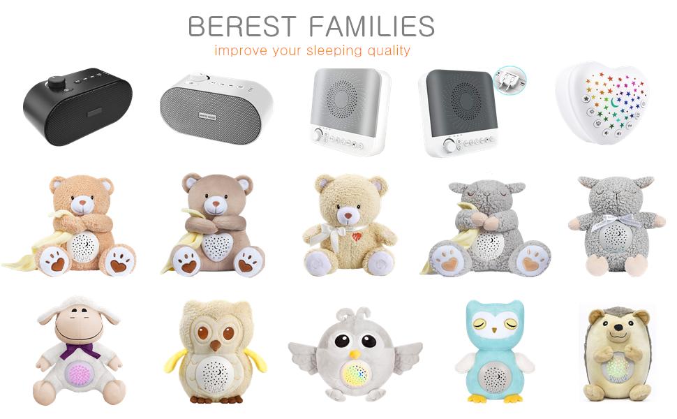 BEREST FAMILIES