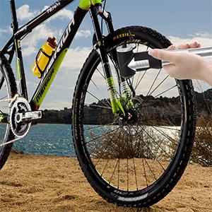 AMANKA Mini Bomba de Aire para Bicicleta, 160 PSI Alta Presión ...
