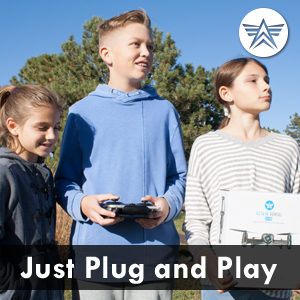 plug and play beginner drone
