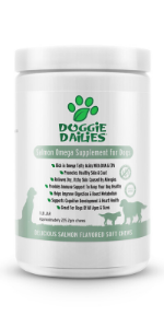 Omega 3 for dogs, salmon oil for dogs, made in the USA