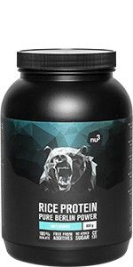 Vegan Protein 3K de nu3 – 1Kg sabor Coco – Batido de proteína ...