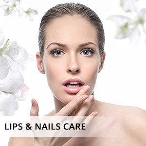 Almond Oil for moisturiz lips and healthy stronger nails, cuticles, dark and chapped lips