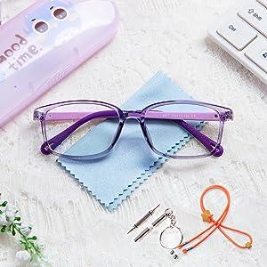 Computer Gamer Glasses for teens Kids boys