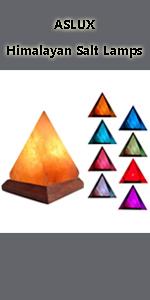 ASLUX Himalayan Salt Lamps
