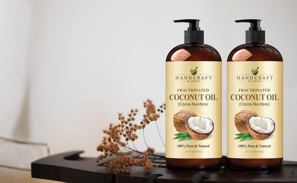Handcraft Coconut Oil