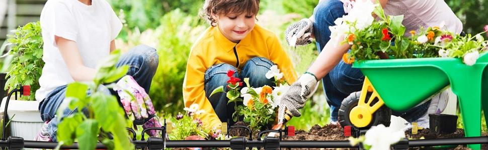 garden irrigation kit