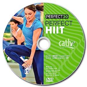 Cathe Friedrich Perfect HIIT DVD