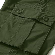 Comfort flex waistband