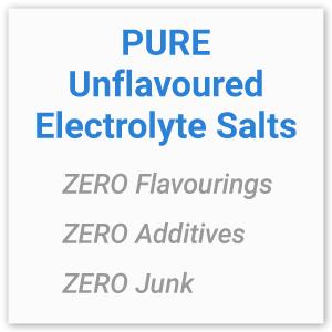 sugar-free, unflavoured