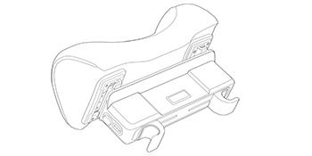 neck pain relief car pillow headrest support
