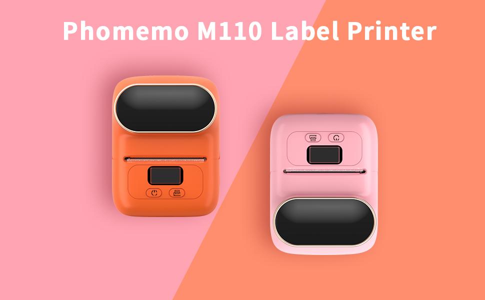 phomemo M100 laber maker