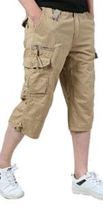 below knee capris