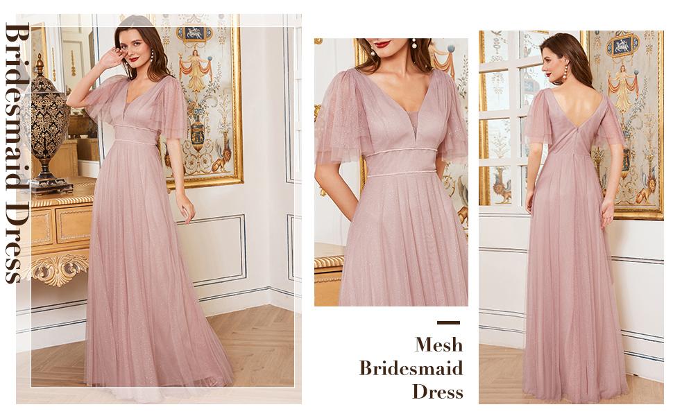 bridesmaid dress evening gown prom dress cocktail dress