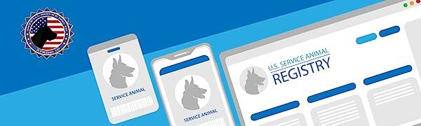 Service Dog ID amp; Registration