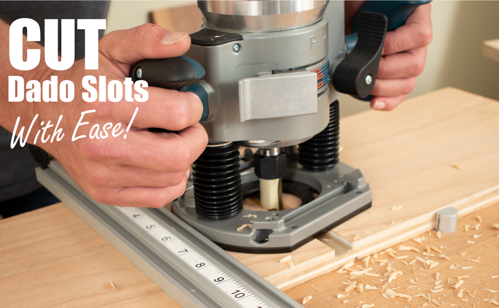 self-clamping straight edge patented design has integral tubes