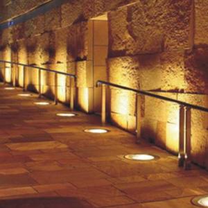ground well lights