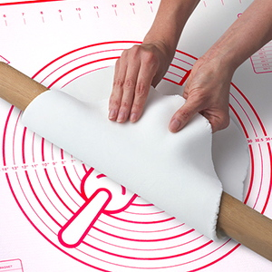 oudisen silicone pastry mat