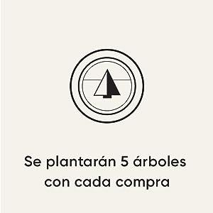 planta 5 arboles