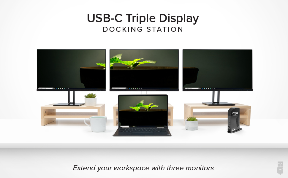 Plugable UD-ULTCDL USB-C Docking Station