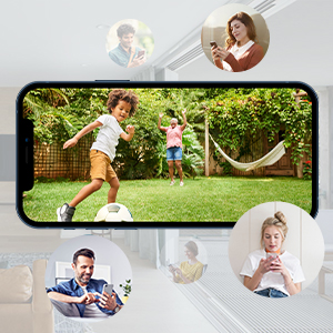 home surveillance camera outdoor
