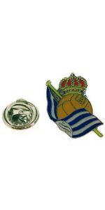 Gemelolandia | Pin de Solapa Real Sociedad | Pines Originales Para Regalar