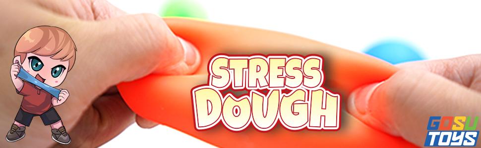 stress ball dough ball stress relief