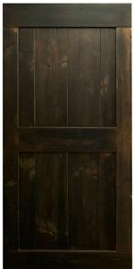 reclaimed wooden barn door heavy duty sliding barn door slides smoothly and quietly diy home decor