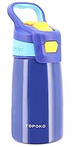 topoko 12oz kids water bottle