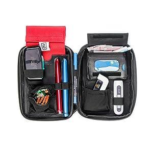 Diabetes travel case