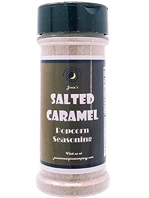 Salted Caramel Popcorn Seasoning