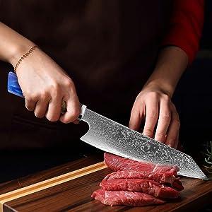 couteau de cuisine