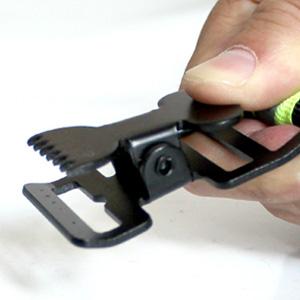 Glove Holder With Alligator clip