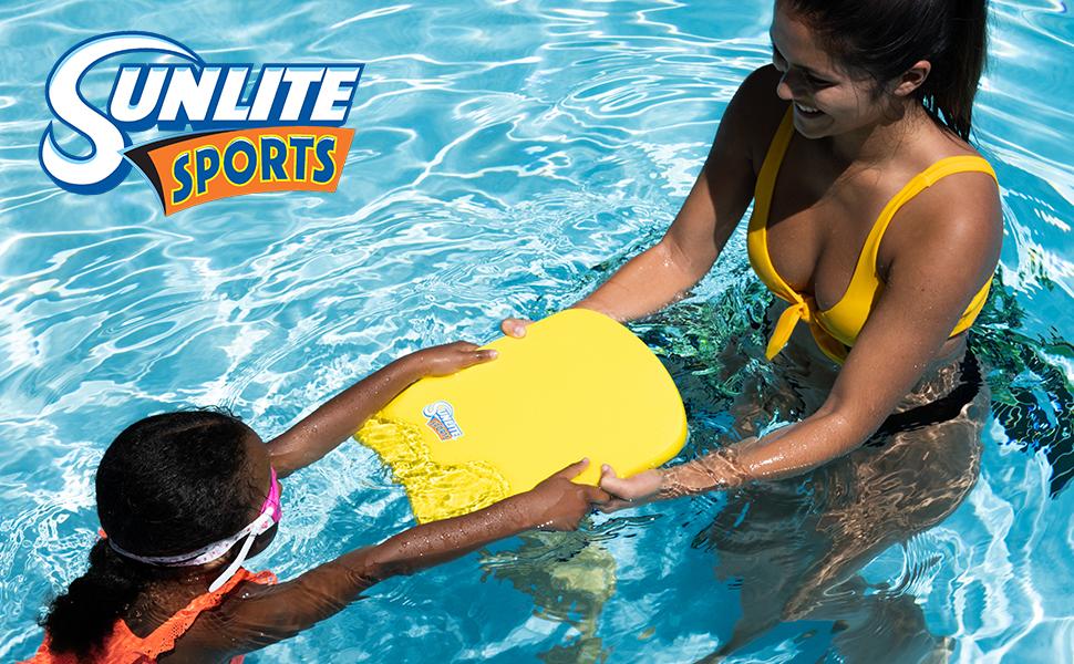 Workouty Swimming Aid Adult Kids Learn to Swim Kickboards Beginner Foam Training Floatation